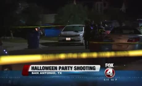 Freddy Krueger Shooting in San Antonio