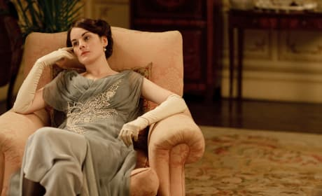 Lady Mary Downton Abbey Pic