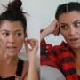 Kourtney kardashian kim kardashian split