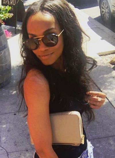Rachel Lindsay in LA