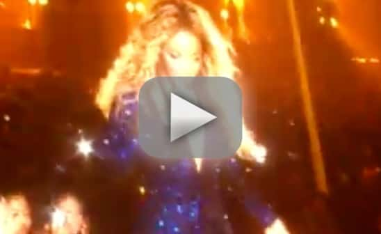 Beyonce Tells Fan to Put Camera Down
