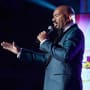 Steve Harvey on Stage
