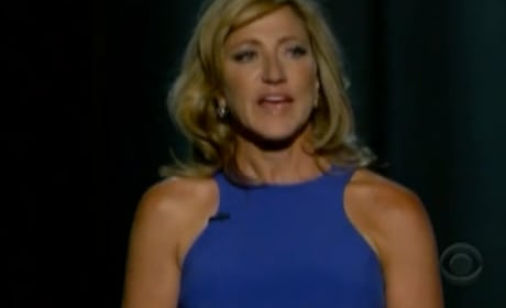 Edie Falco: James Gandolfini Emmy Tribute