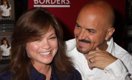 Valerie Bertinelli, Tom Vitale Picture