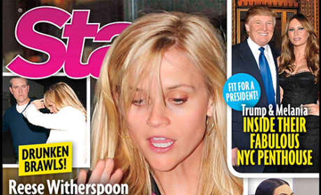 Reese Witherspoon Tabloid Cover