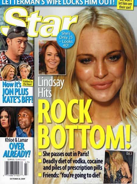 Rock Bottom?