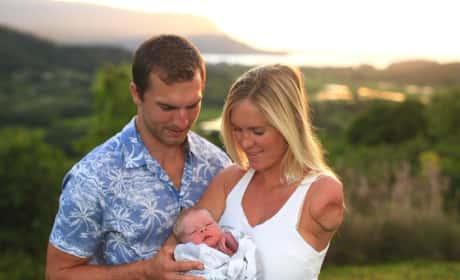 Bethany Hamilton Baby Photo