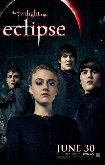 Volturi Promo Poster