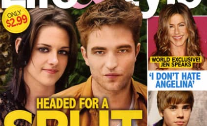 Kristen Stewart and Robert Pattinson: Headed for a Split?!?