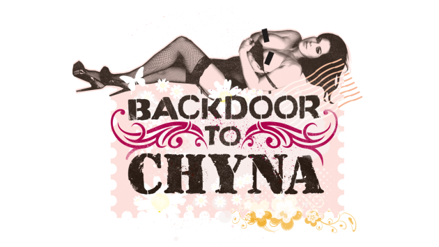 Backdoor to Chyna Promo Art - The Hollywood Gossip