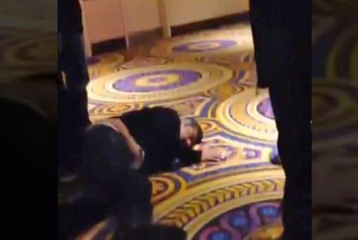 George Lopez Drunk