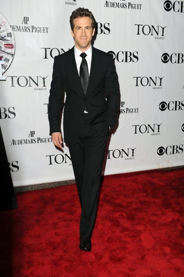Ryan on the Red Carpet