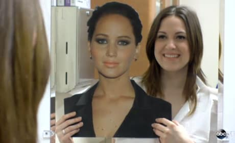 Woman Gets Plastic Surgery to Resemble Jennifer Lawrence