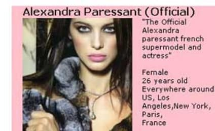 Alexandra Paressant and Tony Parker: Text Messages Reveal Hotel Rendezvous