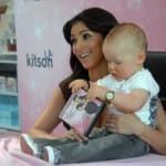 Kim Kardashian, Baby