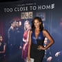 Claudia Jordan Too Close To Home Screening