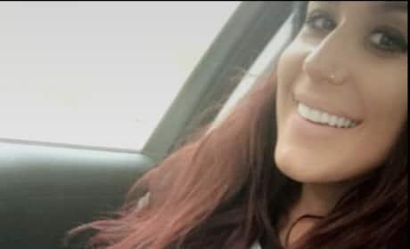 Chelsea Houska Pregnancy Selfie