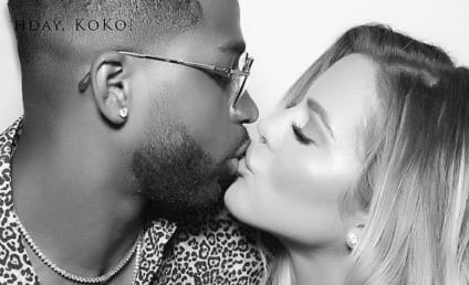 Khloe Kardashian: Terrified Tristan Thompson Will Abandon His Family?!