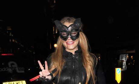 Lindsay Lohan Halloween Costume Image