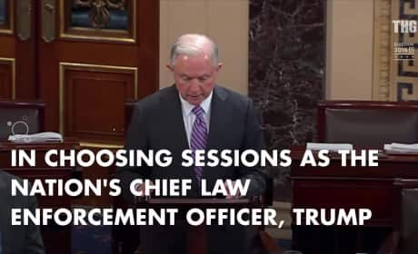 Jeff Sessions to Serve as US Attorney General