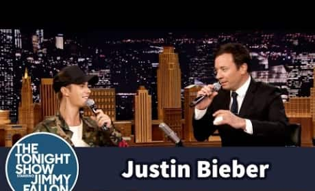 Justin Bieber Goes Country