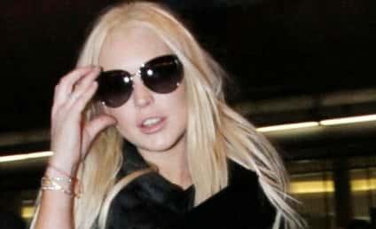 Lindsay Lohan Tweets: I Would Never Steal!
