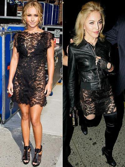 Hayden and Madge