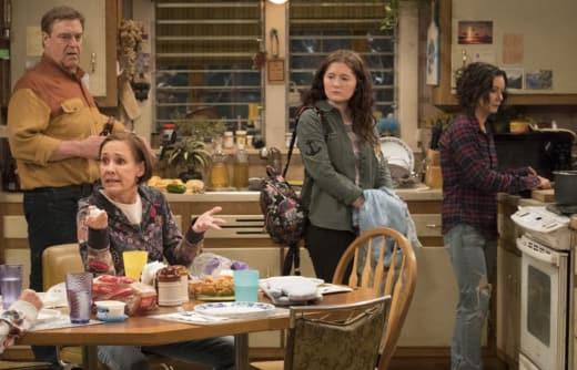 Roseanne Season 10 Picture