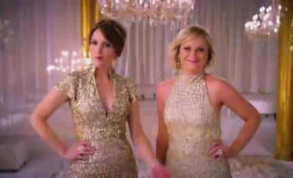Golden Globes Promo: Tina Fey! Amy Poehler!