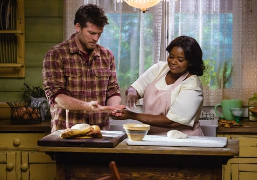 Octavia Spencer in The Shack