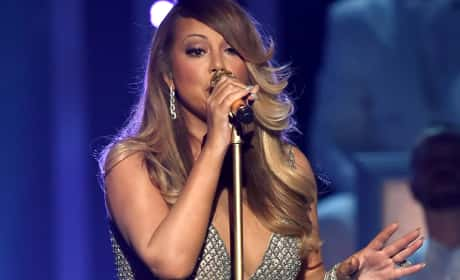 Mariah Carey Billboard Music Awards Performance