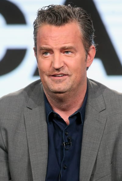 Matthew Perry Pic