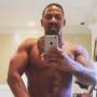 Stevie J Shirtless