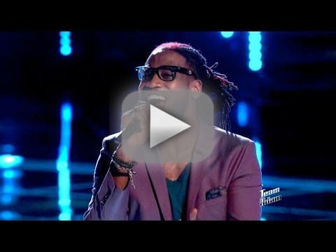 Delvin Choice - Young Girls (The Voice)