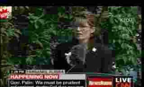 Sarah Palin Farewell Speech: Part Two