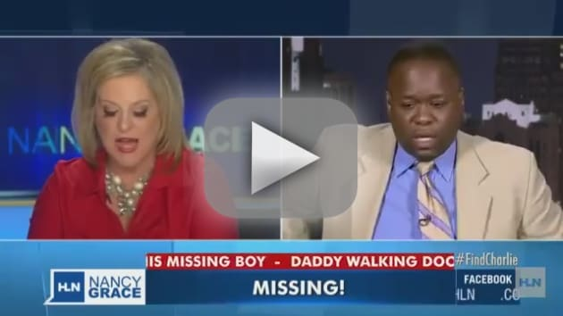 Charlie Bothuell Found; Father Reacts on Nancy Grace