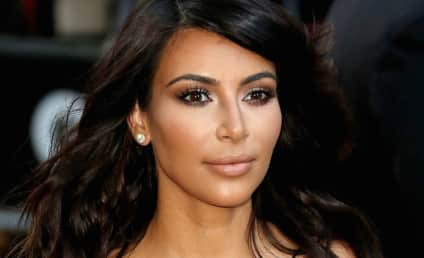 Kim Kardshian: Traveling By Armored Car Following Assault in Paris