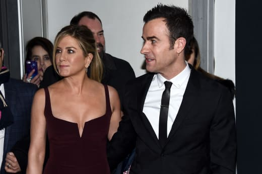 Justin Theroux and Jennifer Aniston: Together Forever?