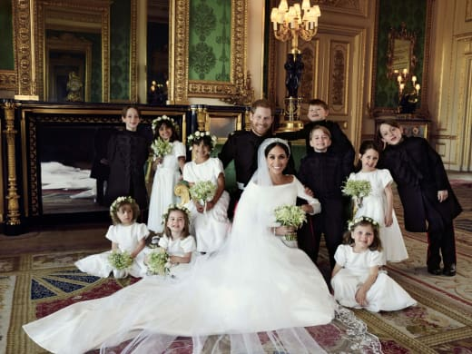 Meghan, Harry and Kids