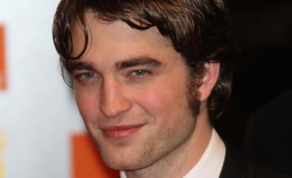 Robert Pattinson Debuts New Hairstyle