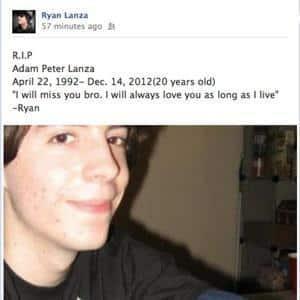 Ryan Lanza FB