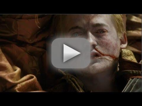 The Death of King Joffrey