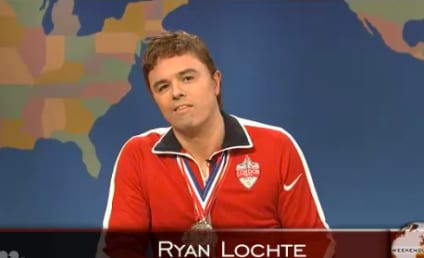 Seth MacFarlane CRUSHES Ryan Lochte on SNL