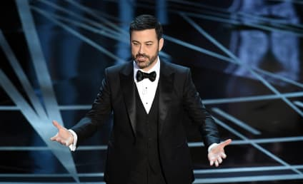 Jimmy Kimmel: Down with Trump, Matt Damon AND Meryl Streep!