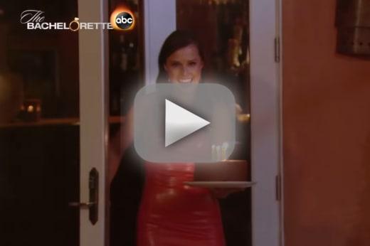 Katie Thurston der Bachelorette-Teaser verspricht Überraschungen
