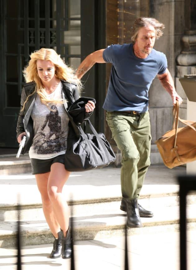 Jason and Britney