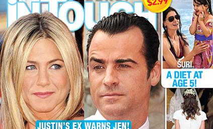 Jennifer Aniston: Hooked On Mr. Wrong!