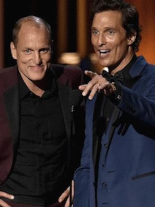 Woody and Matthew