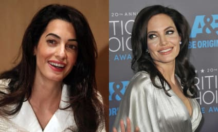 Angelina Jolie: Amal Clooney Is Just a Hater Who Wants to Be Me!
