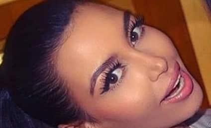 Sonia Ali: Photos of The Internet's Best Kim Kardashian Lookalike!